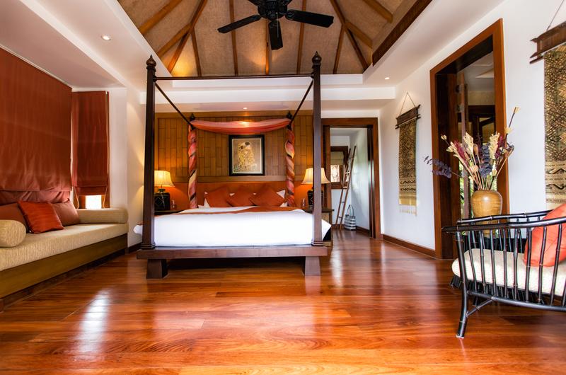 Baan Surin Sawan Bedroom with Sofa | Surin, Phuket