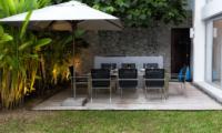 Villa Napalai Outdoor Dining   Surin, Phuket