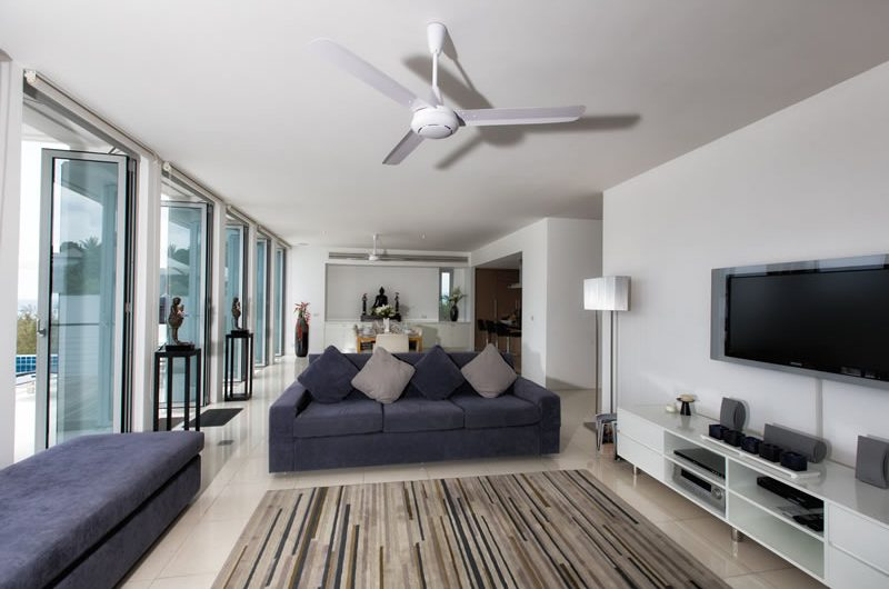 Villa Napalai Indoor Living Area | Surin, Phuket
