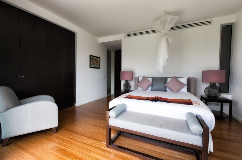 Villa Napalai Bedroom | Surin, Phuket