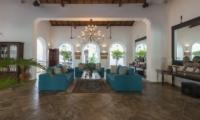 Ambassador's House Indoor Living Area | Galle, Sri Lanka