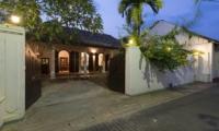 Ambassador's House Entrance | Galle, Sri Lanka