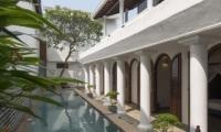 Ambassador's House Pool Side | Galle, Sri Lanka