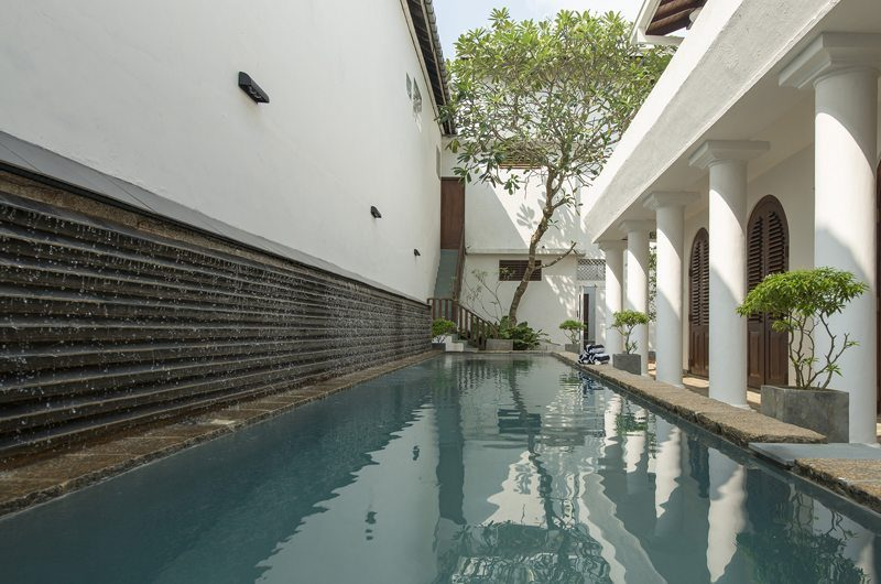 Ambassador's House Pool | Galle, Sri Lanka