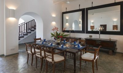 Ambassador's House Dining Area | Galle, Sri Lanka
