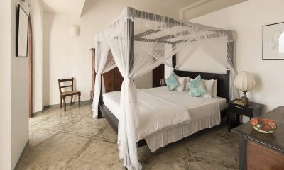 Ambassador's House King Size Bed with View | Galle, Sri Lanka