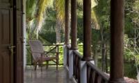 Ocean's Edge Balcony | South Coast, Sri Lanka