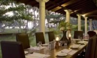 Ocean's Edge Dining Area | South Coast, Sri Lanka