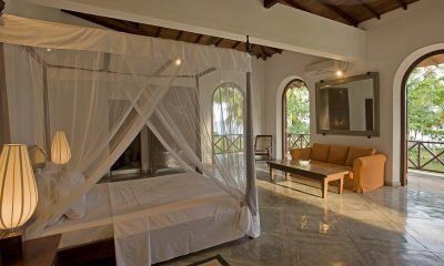 Ocean's Edge Bedroom | South Coast, Sri Lanka