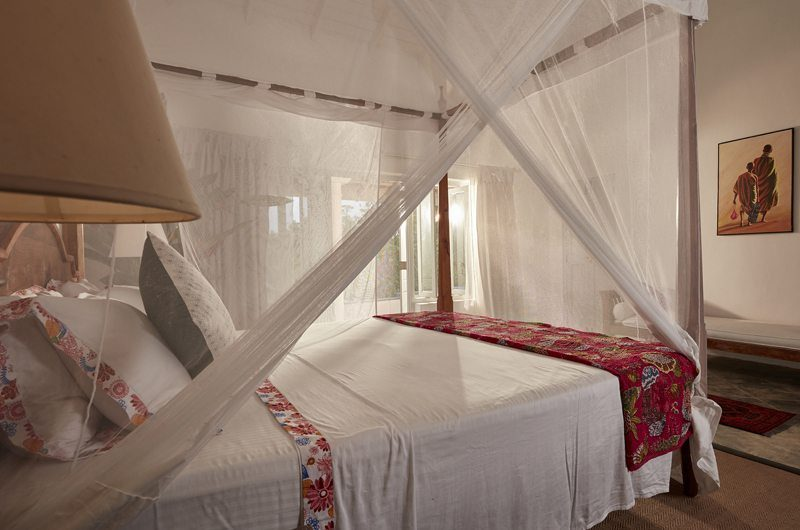 Pooja Kanda Master Bedroom Side View | Koggala, Sri Lanka