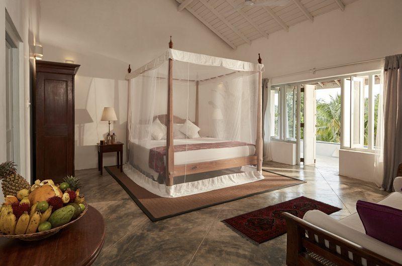 Pooja Kanda Master Bedroom | Koggala, Sri Lanka