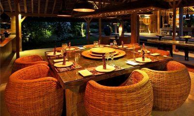 Bali Ethnic Villa Dining Area   Umalas, Bali