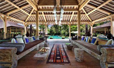Bali Ethnic Villa Living Area | Umalas, Bali