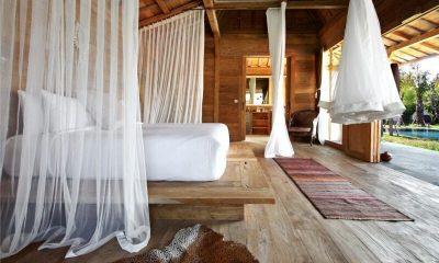 Bali Ethnic Villa Master Bedroom   Umalas, Bali