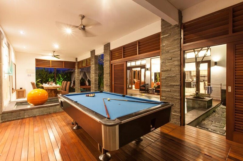 Club 9 Residence Pool Table | Canggu, Bali