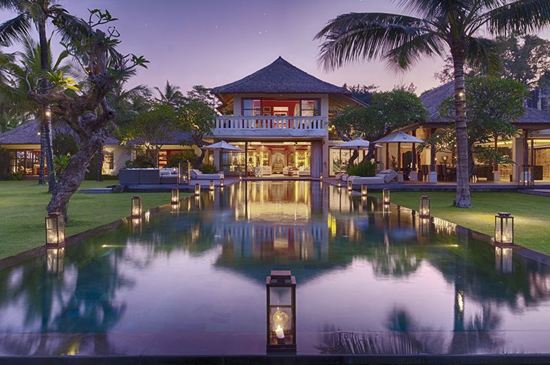 Kaba Kaba Estate Night View | Tabanan, Bali
