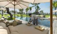 Kaba Kaba Estate Reclining Sun Loungers | Tabanan, Bali