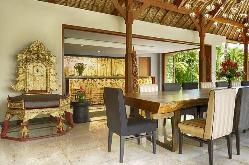 Kaba Kaba Estate Dining Area | Tabanan, Bali