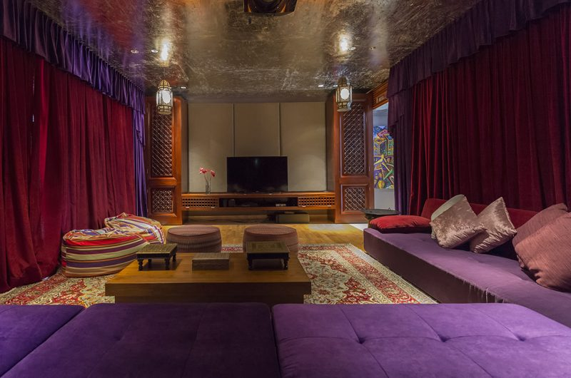 Kaba Kaba Estate TV Room | Tabanan, Bali