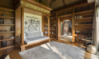 Kaba Kaba Estate Library and Study Room | Tabanan, Bali