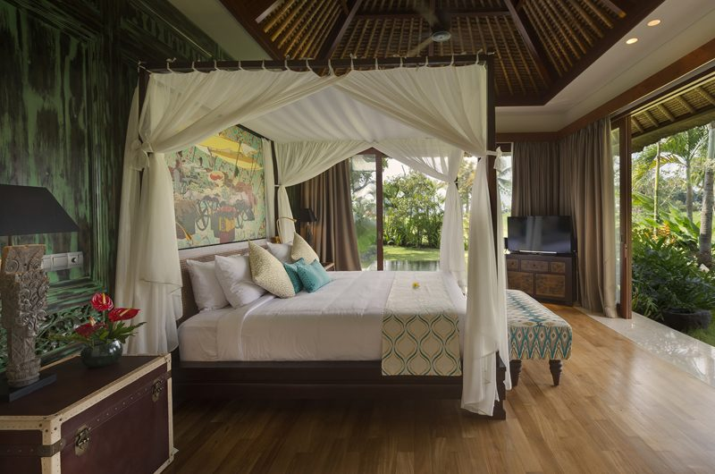 Kaba Kaba Estate Bedroom with TV | Tabanan, Bali