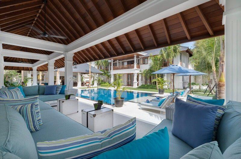 Villa Windu Asri Living Area | Petitenget, Bali