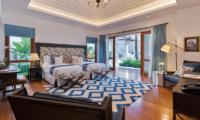 Windu Villas Villa Windu Asri Bedroom with Twin Beds | Petitenget, Bali
