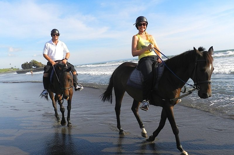 Horse Riding in Canggu