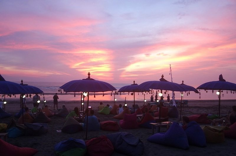 Bali Beach Bars