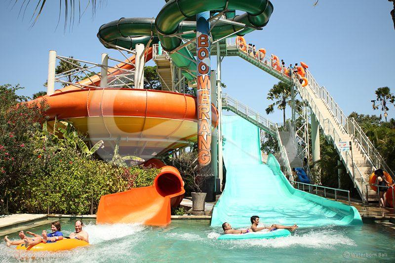 Waterbom Park Bali