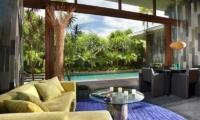 Ivilla Living Area   Petitenget, Bali