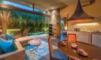 Ivilla Dining & Kitchen Area | Petitenget, Bali