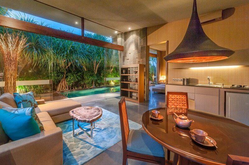 Ivilla Dining & Kitchen Area   Petitenget, Bali