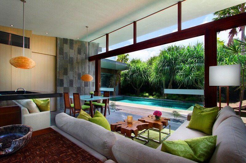 Ivilla Living Room   Petitenget, Bali