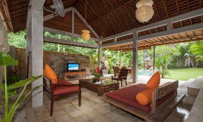 Villa Liang Living Area | Batubelig, Bali