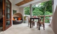 Villa Liang Seating Area | Batubelig, Bali
