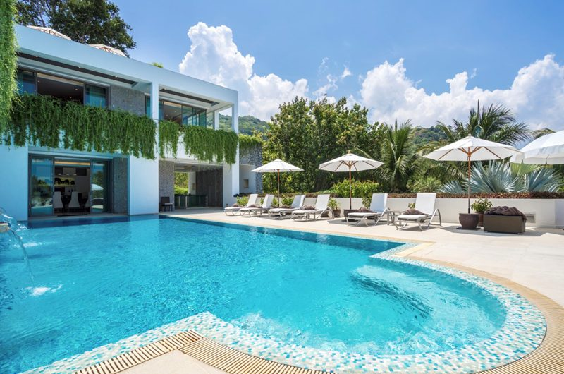 Waterfall Bay Swimming Pool | Kamala, Phuket