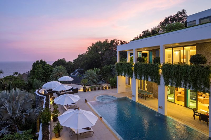 Waterfall Bay Gardens and Pool | Kamala, Phuket