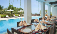 Waterfall Bay Pool Side Dining | Kamala, Phuket