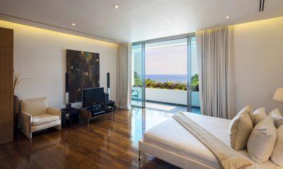 Waterfall Bay Bedroom with TV   Kamala, Phuket