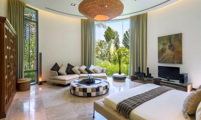 Waterfall Bay Bedroom with Sofa   Kamala, Phuket