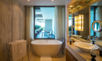 Waterfall Bay Bathroom | Kamala, Phuket