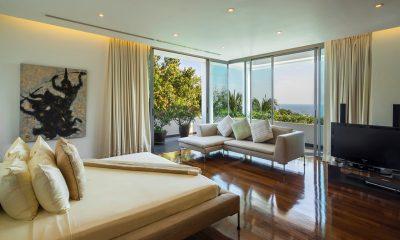 Waterfall Bay Bedroom with Sea View   Kamala, Phuket