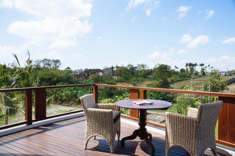 Villa Umah Daun Outdoor Dining Area | Umalas, Bali