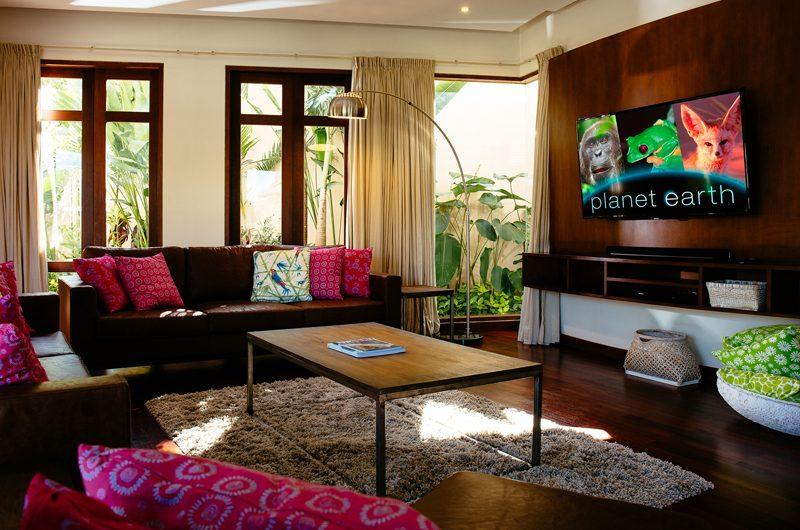 Villa Umah Daun Lounge Room | Umalas, Bali