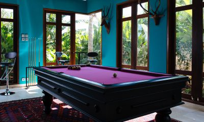 Villa Umah Daun Pool Table | Umalas, Bali