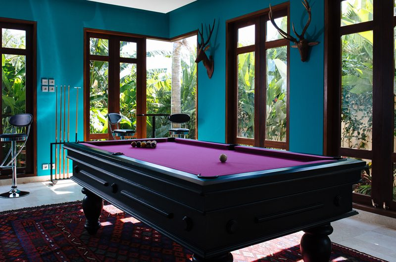 Villa Umah Daun Pool Table | Umalas, Bali