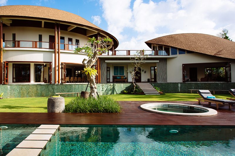 Villa Umah Daun Swimming Pool | Umalas, Bali