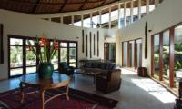 Villa Umah Daun Living Area | Umalas, Bali