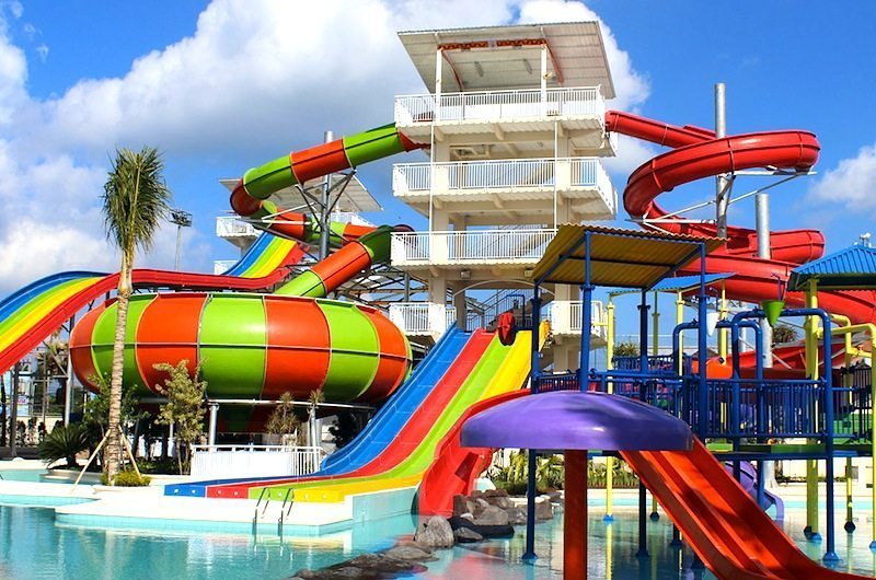 The New Splash Waterpark Now Open in Canggu, Bali